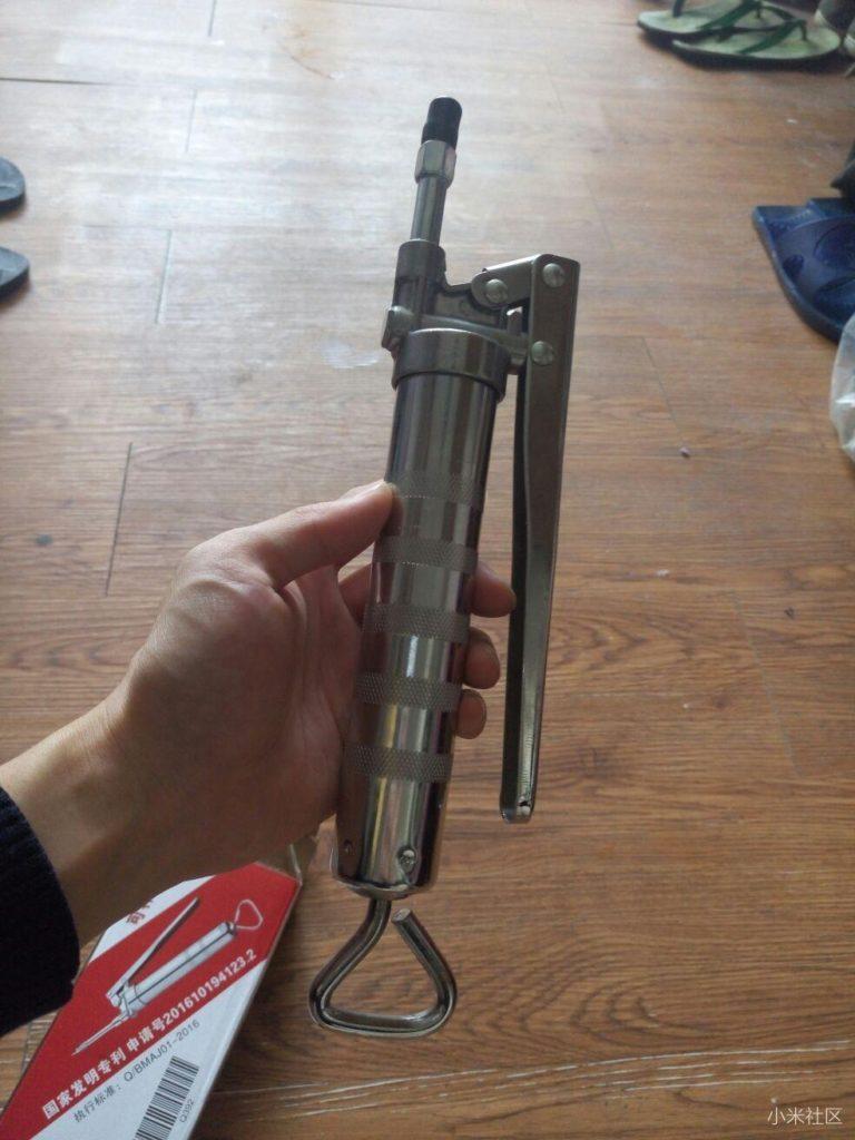 mini pro segway balance scooter tire repair gun